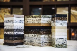 Selection of Countertop Materials