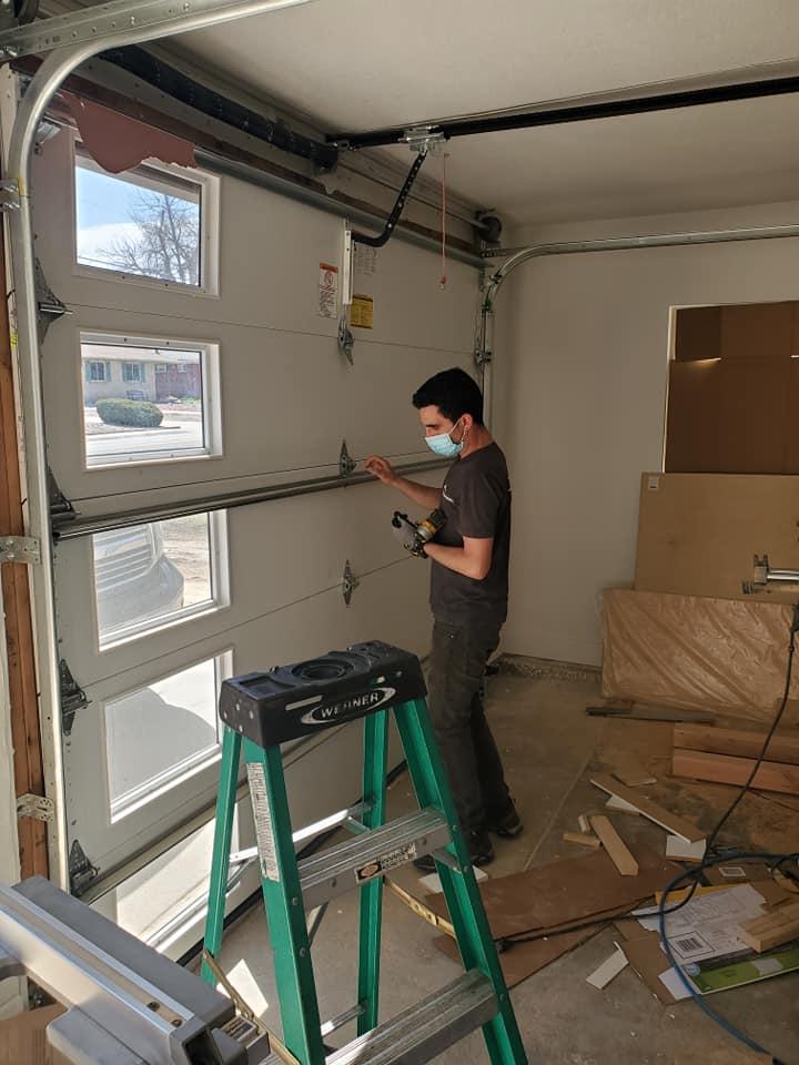 garage door repair Denver